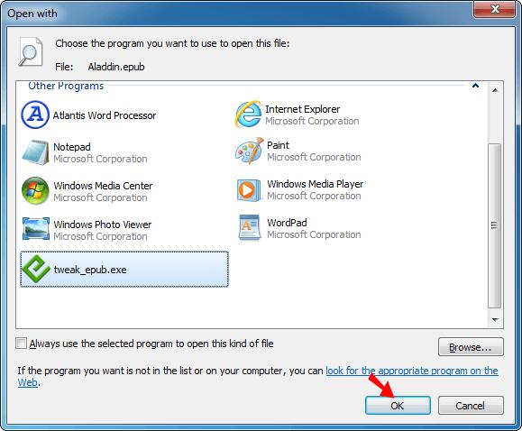 how to read epub files on windows